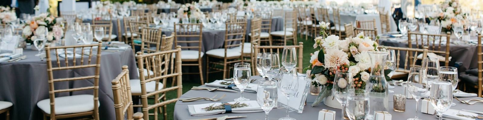 Special event rentals in the Greater Puget Sound area