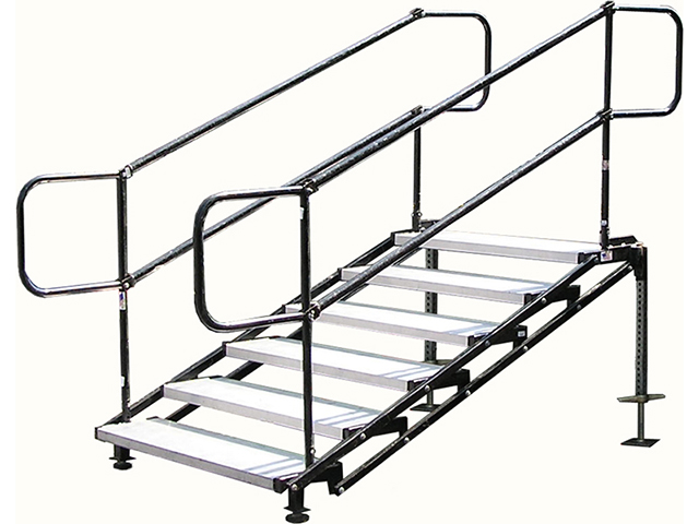 Where to find STAGE STAIR HAND RAIL in Seattle