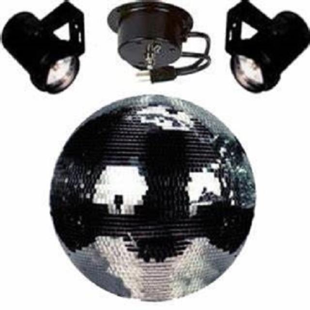 Where to find MIRROR BALL KIT 16 in Seattle
