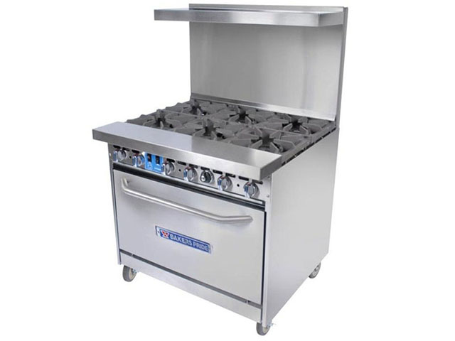 Where to find STOVE 6 BURNER in Seattle