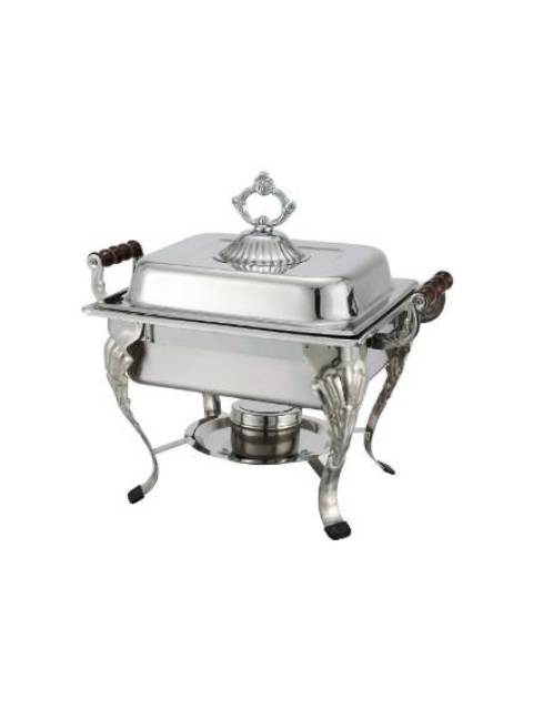 Where to find CHAFER 4QT FANCY STAINLESS STEEL KIT in Seattle