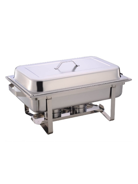 Where to find CHAFER 8QT PLAIN STAINLESS STEEL in Seattle