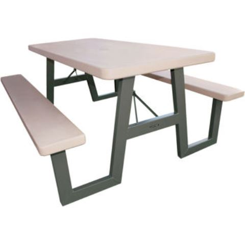 Where to find PICNIC TABLE 6 X30  PLASTIC in Seattle