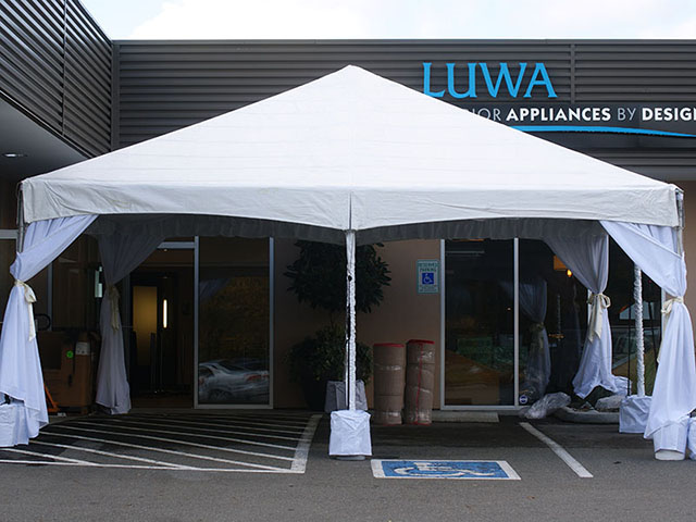 Frame Tents 20ft Wide Rentals Seattle Wa Where To Rent