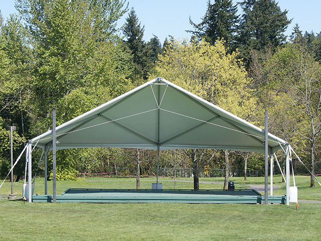 Where to find BANDSHELLS TENTS in Seattle