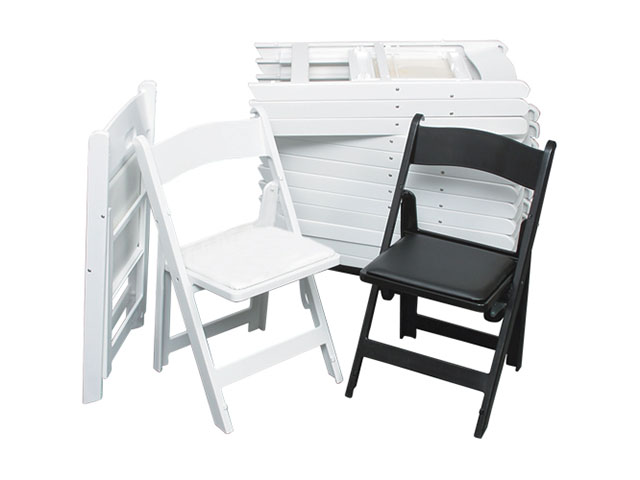 Where to find PADDED SEAT FOLDING CHAIR in Seattle