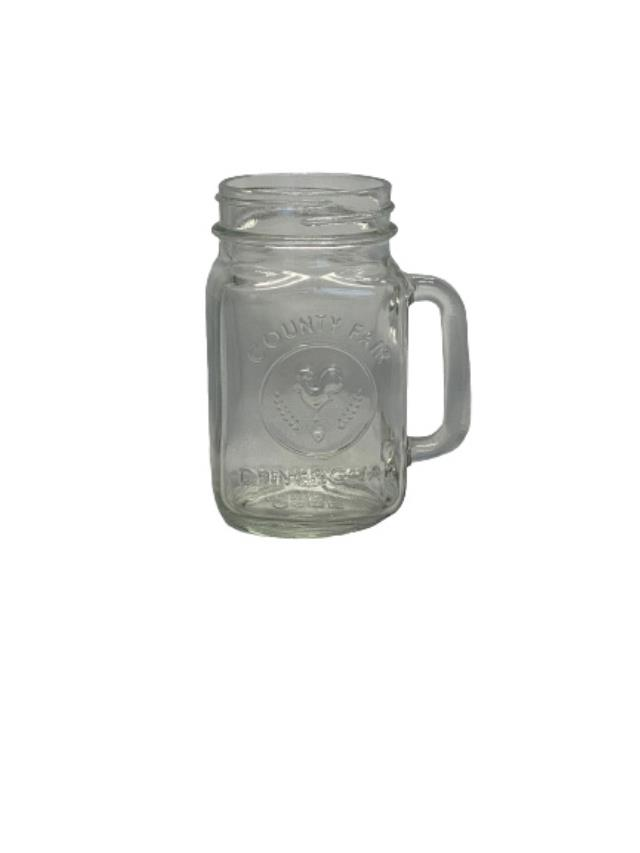 Where to find GLASS MASON JAR 16 OZ in Seattle