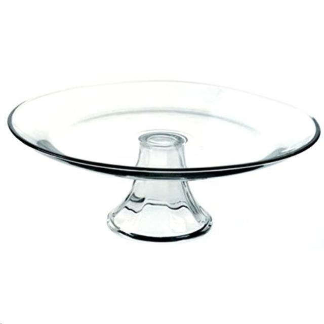 Where to find CAKE STAND ROUND GLASS 13 in Seattle