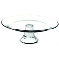 Rental store for CAKE STAND ROUND GLASS 13 in Seattle WA