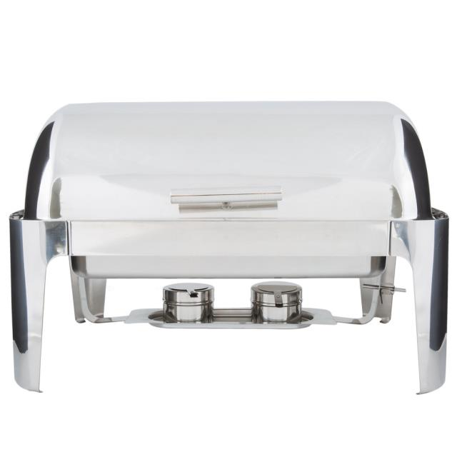 Where to find CHAFER 8QT ROLLTOP STAINLESS in Seattle