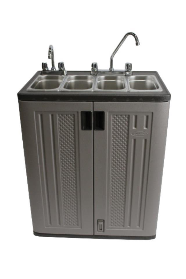 Where to find CONCESSION SINK HOT WATER in Seattle